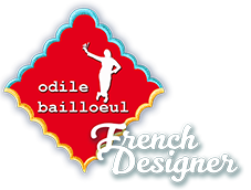 Logo Odile Bailloeul